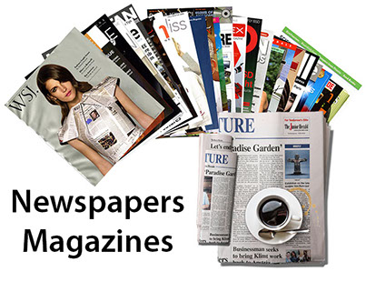 newspapers and magazines essay